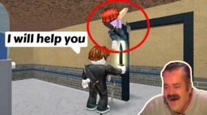 Murder Mystery 2 Funny Memes Fake Helping